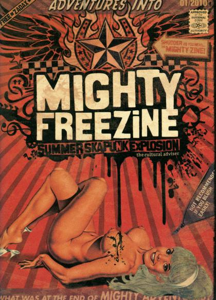 Mighty freezine